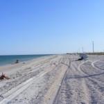 Заповедные пляжи
